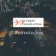 wednesday blog