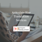 Articulate Rise Translation Services